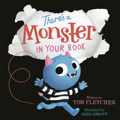 Cover for There's a Monster in Your Book