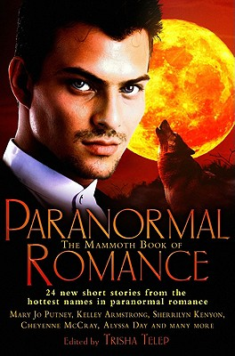 The Mammoth Book of Paranormal Romance Cover