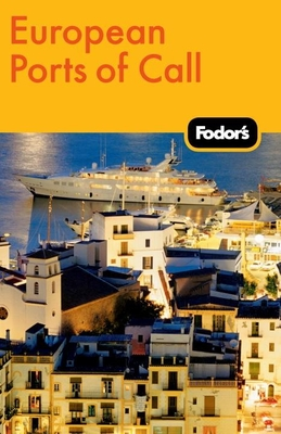 Fodor's European Ports of Call Cover