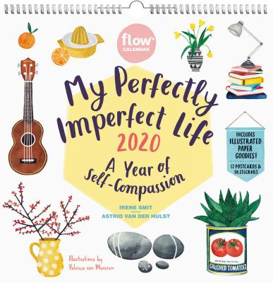 My Perfectly Imperfect Life Wall Calendar 2020 Cover Image