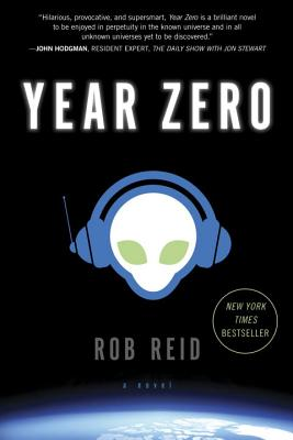 Year Zero: A Novel Cover Image