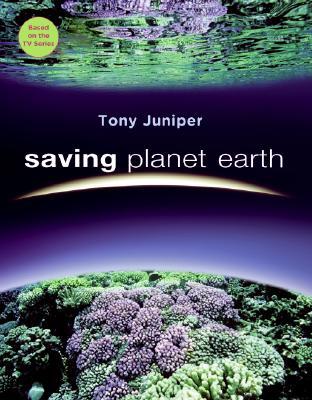 Saving Planet Earth Cover