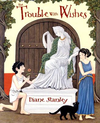 The Trouble with Wishes Cover