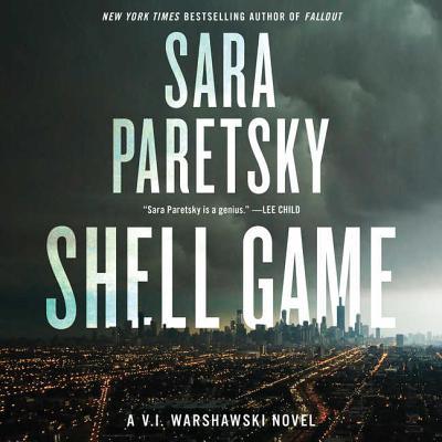 Shell Game Lib/E: A V.I. Warshawski Novel (V. I. Warshawski) Cover Image