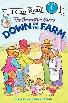 The Berenstain Bears Down on the Farm Cover