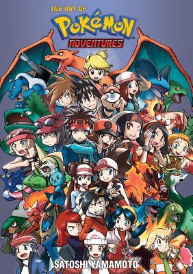 Pokémon Adventures 20th Anniversary Illustration Book: The Art of Pokémon Adventures Cover Image