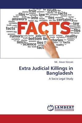 Extra Judicial Killings in Bangladesh Cover Image