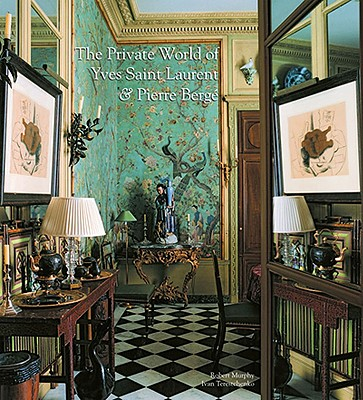 Cover for The Private World of Yves Saint Laurent and Pierre Bergé