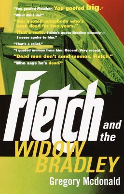 Fletch and the Widow Bradley Cover Image
