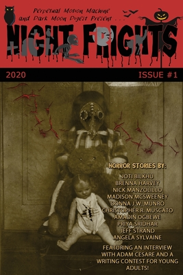 Night Frights Issue #1 Cover Image