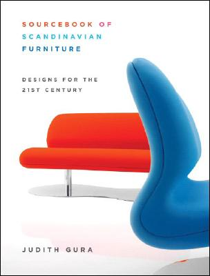Sourcebook of Scandinavian Furniture: Designs for the 21st Century [With CDROM] Cover Image