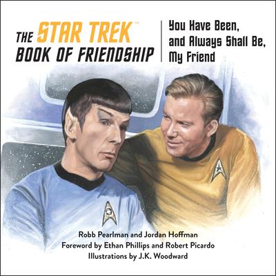 Cover for The Star Trek Book of Friendship
