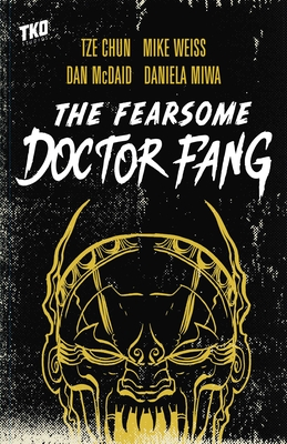 The Fearsome Doctor Fang Cover Image