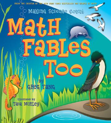 Math Fables Too Cover