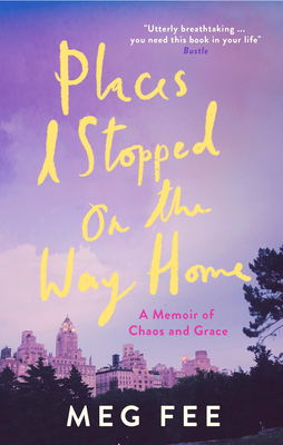 Cover for Places I Stopped on the Way Home