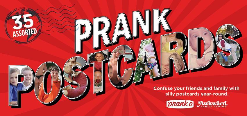Prank Postcards Cover Image