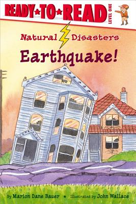 Cover for Earthquake! (Natural Disasters)