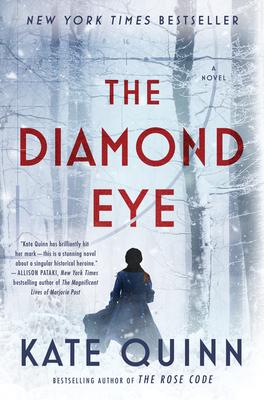 The Diamond Eye: A Novel Cover Image