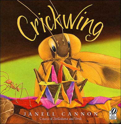 Crickwing Cover Image