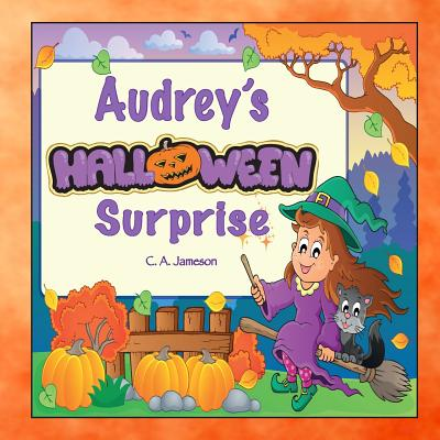Audrey's Halloween Surprise (Personalized Books for Children) Cover Image