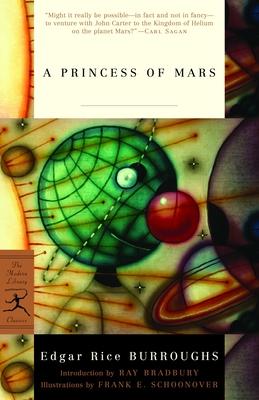 A Princess of Mars Cover