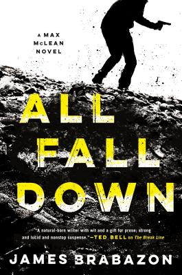 All Fall Down (Max McLean #2) Cover Image