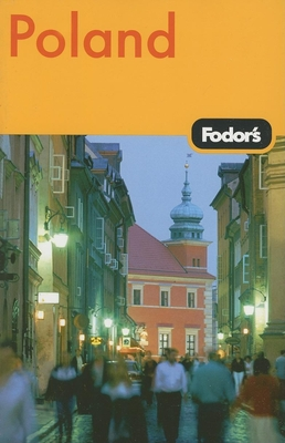 Fodor's Poland Cover