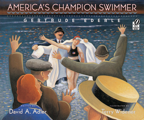 America's Champion Swimmer: Gertrude Ederle Cover Image