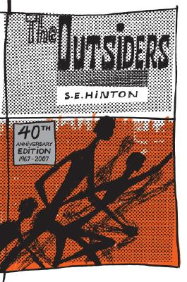 The Outsiders 40th Anniversary edition Cover Image