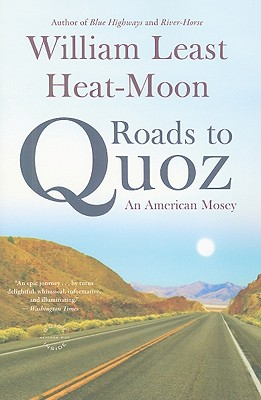Roads to Quoz: An American Mosey Cover Image