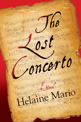 The Lost Concerto Cover