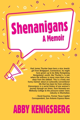 Cover for Shenanigans