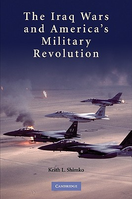 Iraq Wars America Military Revolut Cover Image