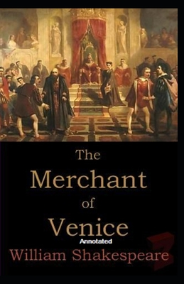 The Merchant of Venice Annotated Cover Image