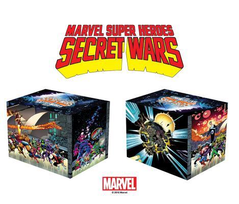 Marvel Super Heroes Secret Wars: Battleworld Box Set Cover Image