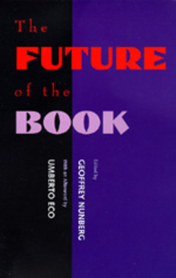The Future of the Book Cover