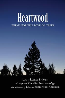 Heartwood: Poems for the Love of Trees Cover Image