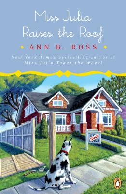 Miss Julia Raises the Roof: A Novel Cover Image