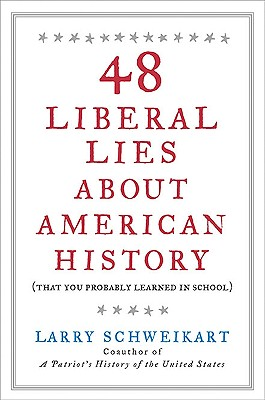 48 Liberal Lies About American History Cover