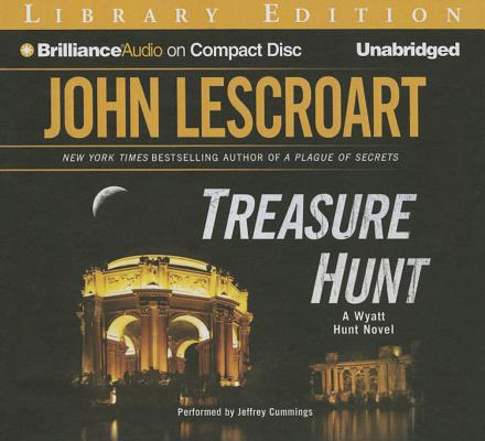 Treasure Hunt (Wyatt Hunt Novels (Audio) #2) Cover Image