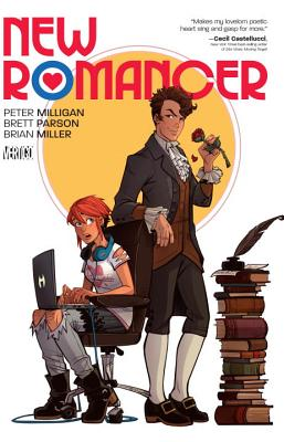 New Romancer Vol. 1 Cover Image