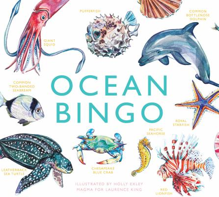 Ocean Bingo (Magma for Laurence King) Cover Image