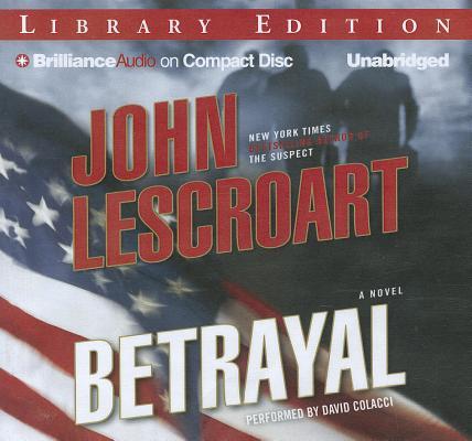 Betrayal (Dismas Hardy (Audio) #12) Cover Image