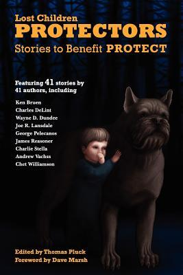 Protectors: Stories to Benefit Protect Cover Image