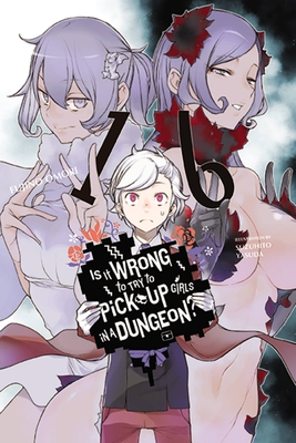Is It Wrong to Try to Pick Up Girls in a Dungeon?, Vol. 16 (light novel) Cover Image
