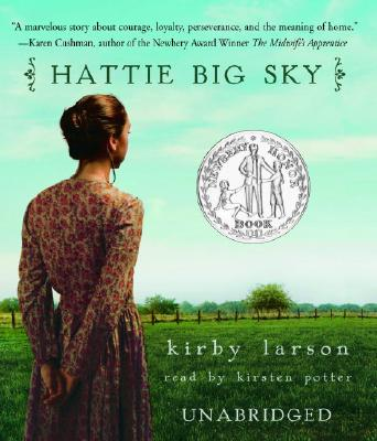 Hattie Big Sky Cover Image
