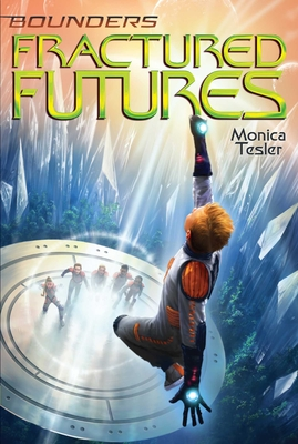 Fractured Futures (Bounders #5) Cover Image