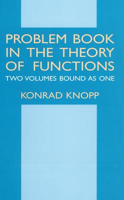 Problem Book in the Theory of Functions (Dover Books on Mathematics) Cover Image