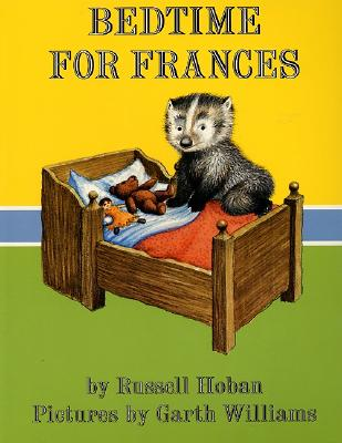 Bedtime for Frances Cover