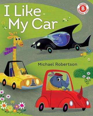 I Like My Car (I Like to Read) Cover Image
